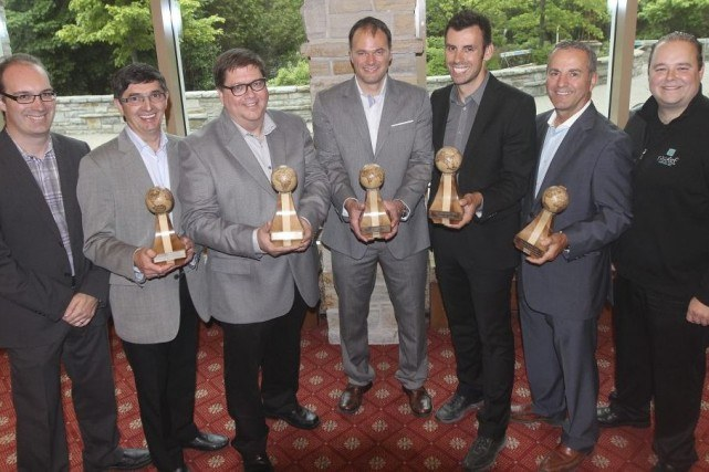 2014 MercadOr Awards' winners.